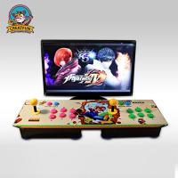 Buy cheap Stylish Arcade Game Machines Arcade Video Game Console Flexible Button from wholesalers
