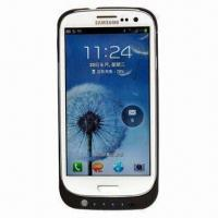 Buy cheap Slim Battery Power Case for Samsung Galaxy S3 i9300, with 3,200mAh Capacity from wholesalers