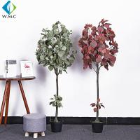 Buy cheap Minimalist Style Artificial Bonsai Tree , Artificial Apple Tree For Living Room from wholesalers