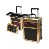 Buy cheap Cosmetic Train Cases/Makeup Cases/Cosmetic Trolley Case /Trolley Cosmetic Cases from wholesalers