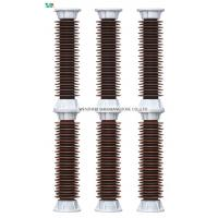 Buy cheap Anti-Pollution Power Post Line Porcelain Insulators from wholesalers