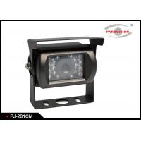 Buy cheap 18 Pcs IR Led BUS Camera System ,  0 Lux Rear Backup Camera For Trucks from wholesalers
