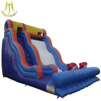 Buy cheap Hansel cheap wholesale small inflatable air track inflatable kids toys for water park from wholesalers