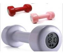 China Health Dumbbell Alarm Clock on sale