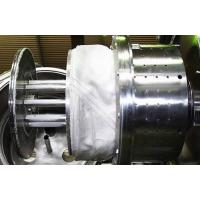 Buy cheap Solid - Liquid Separation Micron Filter Cloth , Centrifuge Polyester Filter Cloth Dual Weave from wholesalers
