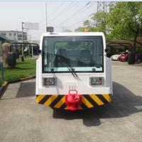 Buy cheap Advanced Tug Tow Tractor MICO Dual Circuit 360 Degrees Visibility Driving Cab product