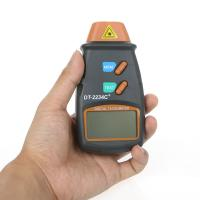 Buy cheap Digital Laser Photo Tachometer Non Contact RPM Tach,YFT104A from wholesalers