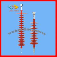 Buy cheap Composite Transmission Line Insulator 66kV/100kN with Socket and Ball from wholesalers