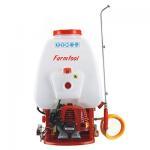 Buy cheap 20L Knapsack power sprayers 2 stroke gasoline farm sprayer from wholesalers
