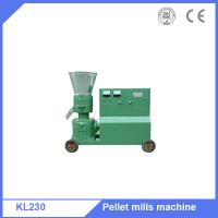 Buy cheap Hot sale Kenya rice husk grass 7.5kw feed granulator pellet press making machine from wholesalers