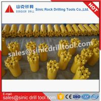 Buy cheap Rock Drill Bit T51 Button Bit, Button Rock Drill Bit 76mm, Foundation Drilling Tools from wholesalers
