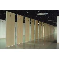 Buy cheap Sound Proof Panels Office Folding Partition Walls Removable Hanging System Melamine Surface from wholesalers