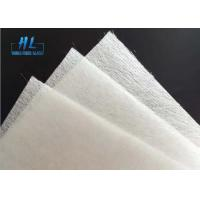Buy cheap Huili Fiberglass Chopped Strand Mat Soft With Good Wet Strength Retention from wholesalers