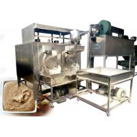 Buy cheap 380V 50HZ Almond Peanut Butter Production Line Peanut Butter Processing Equipment from wholesalers