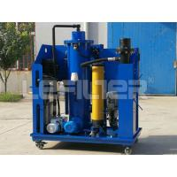 Buy cheap Phosphate Ester Fire Resistance Oil Purifier Machine from wholesalers