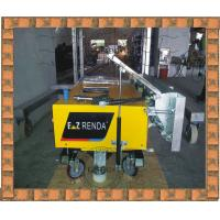 Buy cheap Electric Internal Wall Rendering Machine 650mm Width Plaster Speed 70 m²/h for Construction Sites from wholesalers