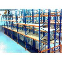 Buy cheap Durable Boltless Medium Duty Racking System , Maximum 1000kg / Level product