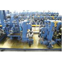 Customizable Size Steel Pipe Making Machine Shear And Welding Machine