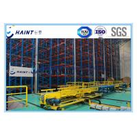 Buy cheap Warehouse Automatic Storage Retrieval System Advanced Control ISO 9001 Certification from wholesalers