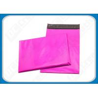 Buy cheap Different Colors And Custom Sizes Plastic Mailing Envelopes With Logo Printed from wholesalers