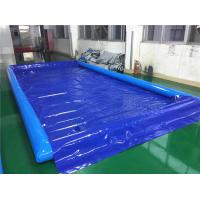 Buy cheap Durable Inflatable Car Wash Mat / Auto Washing Tool Inflatable Water Containment Mat from wholesalers