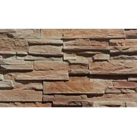 Buy cheap Handmade Rustic Synthetic Stacked Stone / Cultured Stone Siding Panels from wholesalers