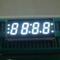 Buy cheap 4 Digit Low Power LED Seven Segment Display / 7 Seg For Homes 0.3 Inch from wholesalers