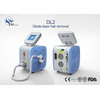 Buy cheap Fast Professional Portable 808nm Diode Laser Permanent Hair Removal Machine Painless from wholesalers