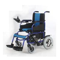 Buy cheap 12 Inch Self-Braking Motorised Wheel Chair Electric For Handicapped / Elderly from wholesalers