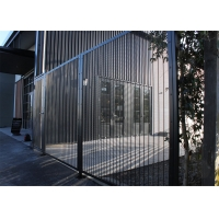 Buy cheap Anti-Climb Fence 4mm Wire High Security Clear Vu Fence from wholesalers