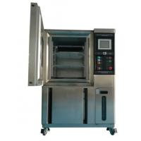 Buy cheap IEC60065 2014 Clause 8.3 Temperature And Humidity Chamber Temperature Range From -40℃~+150℃ from wholesalers