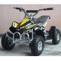 Buy cheap electric ATV 350w,500w,24V,12A. good quality. 4 inch tire. disc brake from wholesalers