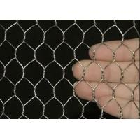 Buy cheap Stainless Steel Galvanised Chicken Wire Mesh 22 Ga 48 Inch X150 Inch Width from wholesalers