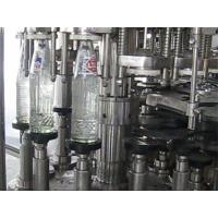 Buy cheap Soft Drink Glass Bottle Filling Machine 3000BPH , Liquid Filling Machinery For Beer / Wine from wholesalers