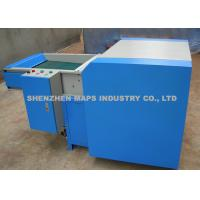 Buy cheap Garment Polyester Fiber Machine Adjustable Sphericity Size And Tightness Degree from wholesalers