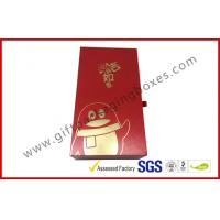 Buy cheap Customized Elegant Luxury Gift Boxes , Drawer Gift Packaging Boxes With Printed Paper from wholesalers