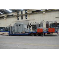 132kv Prefabricated Mobile Transformer Substation Vehicle Mounted IEC Standard