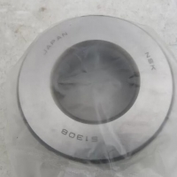 Buy cheap Single Row  40*78*26mm Speed Reducer P0 P5 P6 P4 51308 Thrust Ball Bearings from wholesalers