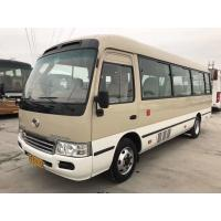 Buy cheap KINGLONG 22 Seats Used Passenger Bus With YC Diesel Engine 2014 Year Made product