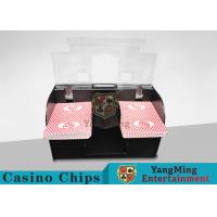 Buy cheap High Speed Electric Card Shuffler Machine For Casino Playing Card Games from wholesalers