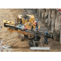 Buy cheap Pile Construction 100m Depth Percussion Drilling Equipment from wholesalers