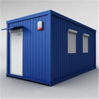 Buy cheap Luxury shipping container house from wholesalers
