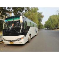 Buy cheap 125km/H ZK6107 50 Seats LHD 2012 Year Used Yutong Buses from wholesalers