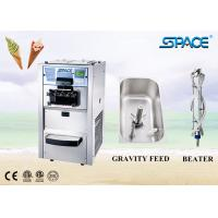 Buy cheap Countertop Frozen Yogurt Machine Gravity Feed For Business 48Liter/Hour from wholesalers