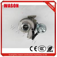 Buy cheap 1G491-17012 Electric Turbocharger Kit / Metal Komatsu Excavator Parts from wholesalers