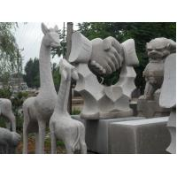 Large outdoor kylin animal stone statue 101071446 - Cheetah statues ...