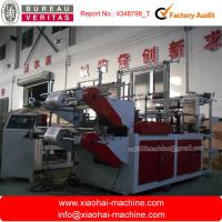Buy cheap 20mm - 1000mm Printed Plastic Bag Making Machine For Rolling Garbage Bag from wholesalers