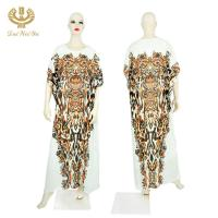 Buy cheap Islamic And Hijab Haute Couture Summer Dress for Women Muslim Woman Clothing Modern Abaya from wholesalers