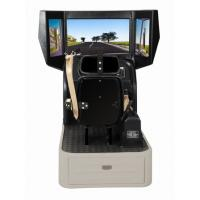 Buy cheap 3 D learning driving simulator , electronic Truck Training Simulator from wholesalers