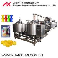 Buy cheap 43kw Candy Making Machine , Sugar Confectionery Making Equipment Customized Candy Size from wholesalers